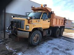 1997 GMC C8500 T/A Dump Truck
