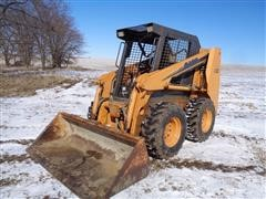 2005 Case 430 Skid Steer
