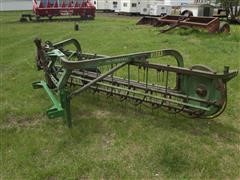 John Deere 350A 3 Point Rake