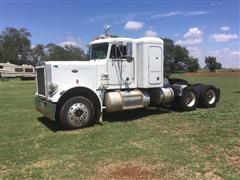 1984 Peterbilt 359 T/A Truck Tractor