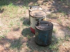 5 Gallon Oil Cans