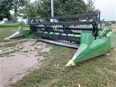 John Deere 215 Grain Flex Head