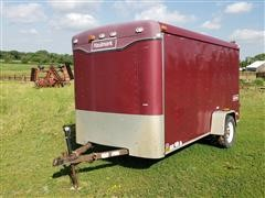 1998 Haulmark Enclosed Trailer