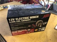 ATD 3500 Lb Electric Winch
