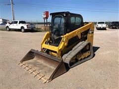2016 Caterpillar 239D Compact Track Loader