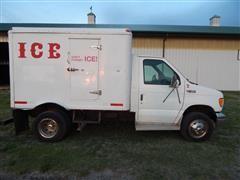 1998 Ford E450 Super Duty Box Truck