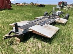 Speed King Conveyor-Style Drive-Over Unloading Pit Auger