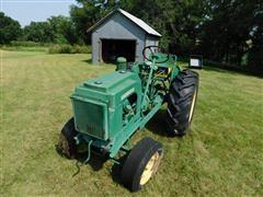John Deere LU Antique Hobby Tractor