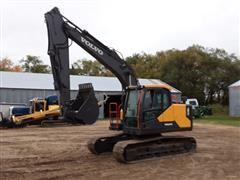 2016 Volvo EC140EL Excavator