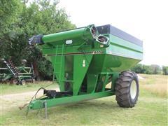 A&L F600 2-Wheel Grain Cart