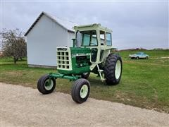 1962 Oliver Checkerboard 1800 2WD Tractor