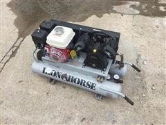 Ironhorse IHTT55GHH Portable Air Compressor