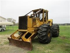1995 John Deere 548G Grapple Skidder