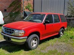 1996 Ford Explorer XL SUV, 4X4