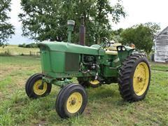 1966 John Deere 3020 2WD Tractor
