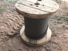 """450' Of 5/8"""" Diameter Anti-Rotation Cable"""