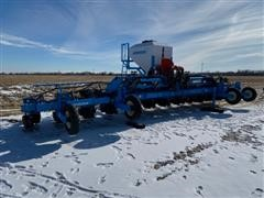 2007 Monosem NG+3 3-Pt 12R36 Twin Row Planter