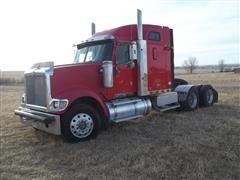 2005 International 9900i T/A Truck Tractor