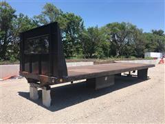 Omaha Standard 26' Steel Flatbed