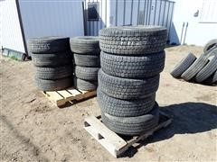"Goodyear 17"" & 18"" Tires"