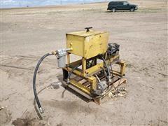 T-L Hydraulic Pump
