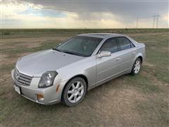 2005 Cadillac CTS 4 Door Sedan