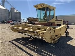 New Holland 1116 Swather