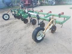 Hiebner's Welding & Mfg 7 Shank Anhydrous Applicator