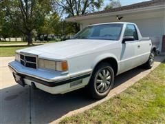 1990 Dodge /Assembled Modified Car/Pickup