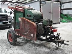 Almaco Plot Thresher