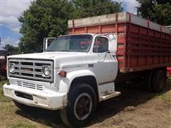 1978 GMC C6500 Grain Truck