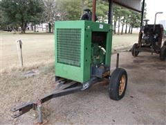John Deere 4D80 Power Unit