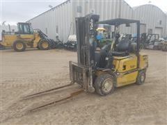 Yale 6,000 Lb Capacity Forklift