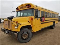 2002 Blue Bird CV200G School Bus