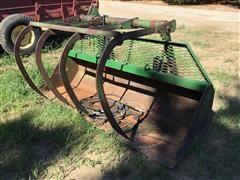 John Deere 158 Loader Bucket