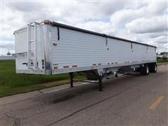 2007 Timpte Super Hopper T/A Grain Trailer