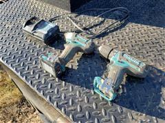 Makita 12V Max Cordless Drill And Driver