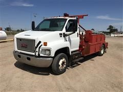 2006 GMC C6500 S/A Roustabout Truck