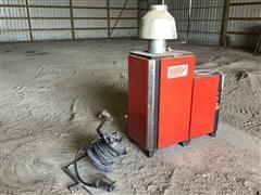 Hotsy 1453P Hot Pressure Washer