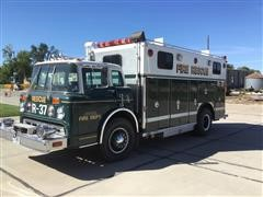 1982 Ford C8000 Fire Rescue Truck