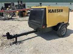 2005 Kaeser M57 Portable Air Compressor