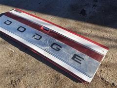 Dodge Tailgate