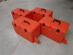 Husqvarna Chain Saw Hard Shell Carrying Cases