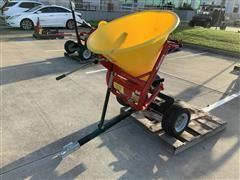 Mahindra 180 Dry Spreader - Pull Type