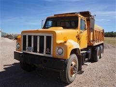 2002 International 2574 T/A Dump Truck