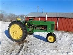 1952 John Deere 50 Tractor