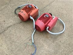 Weg 10 HP Electric Motors