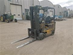 Daewoo GC30S-2 3 Stage Mast Forklift