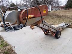 Kraus Dry Fertilizer Conveyor