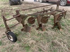 """Oliver 3x16"""" 3-Pt Mounted Plow"""